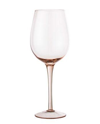 Bloomingville Rödvinsglas Pink