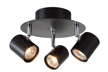 Cottex Alpha Spotlight Rondell Svart