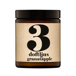 Doftljus nr.3 granatäpple