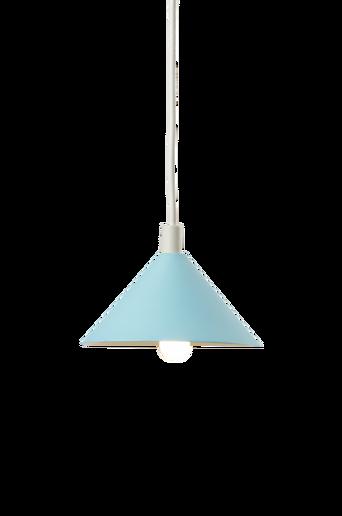 ITALY fönsterlampa Blå