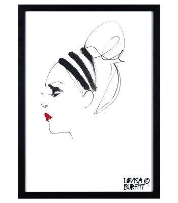 Lipstick Feu Rouge poster