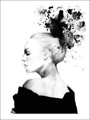 MAGDALENA TYBONI - Novie Poster (Storlek: 50x70)