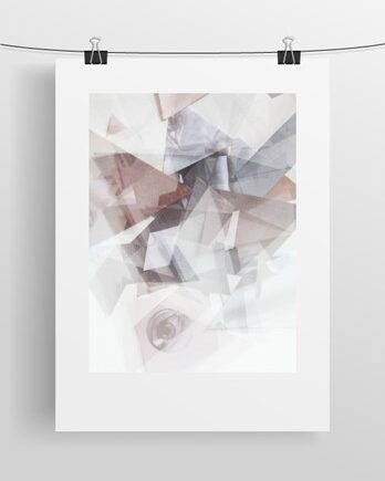 Northern Story Eyes 2 poster - 50x70