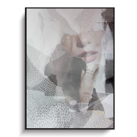 Northern Story Lips 5 Hidden poster – 30x40 cm