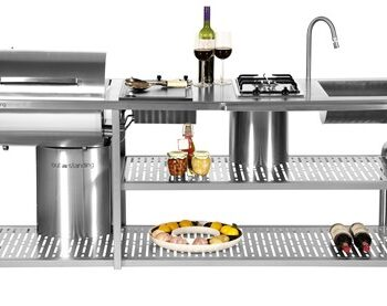 OutStanding OS Royal gasgrill