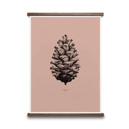 Poster Nature 1:1 Komodo pink, 50 x 70 cm