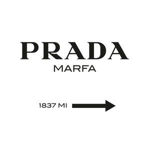 Poster Prada