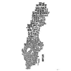 Poster Sveriges kommuner