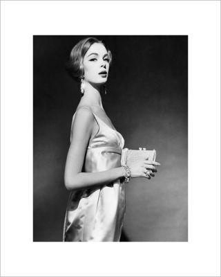 Poster - Vogue April, 1959 - 40x34 cm