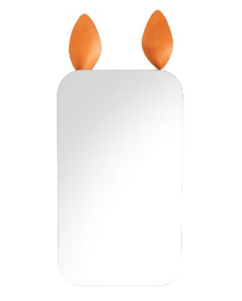 Rabbit spegel 44x25 cm