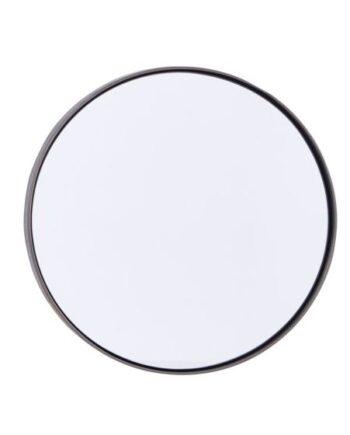 Reflektion spegel Ø 30 cm järn