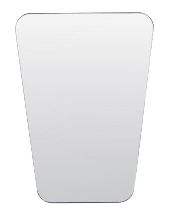 Retro spegel 60 cm