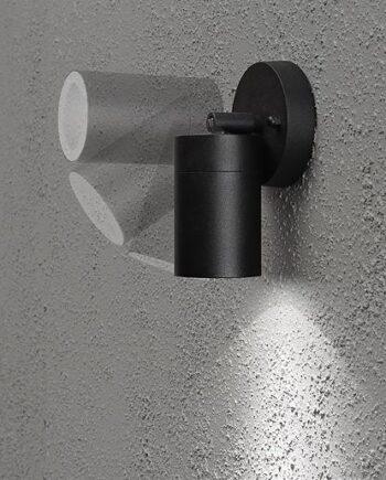 Riktbar spotlight (Svart)