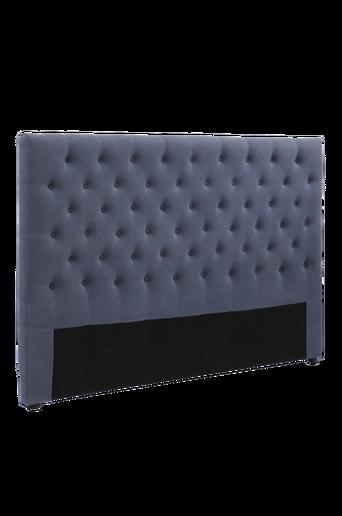 SKENE sänggavel 160 cm Denimblå