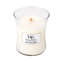 Scented candle White Tea & Jasmine medium
