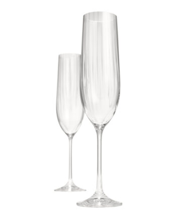 Secrets Champagneglas 19 cl 2-pack