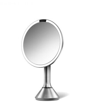 Simplehuman Sensorstyrd Make-up spegel med TRU-LUX LED-ljus