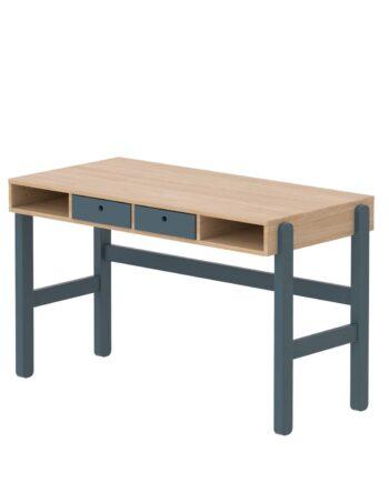 Skrivbord POPSICLE med förvaring, Flexa