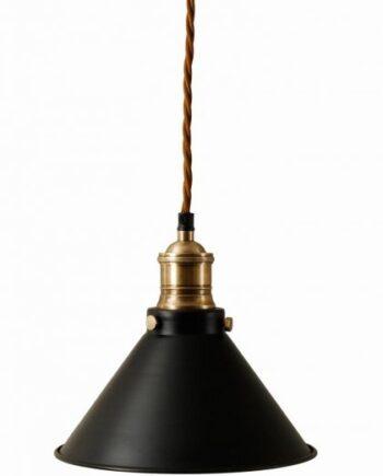 Sofiero skomakarlampa (Svart)