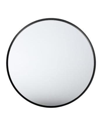 Spegel Ø60cm Mirror MAGI svart, ByON