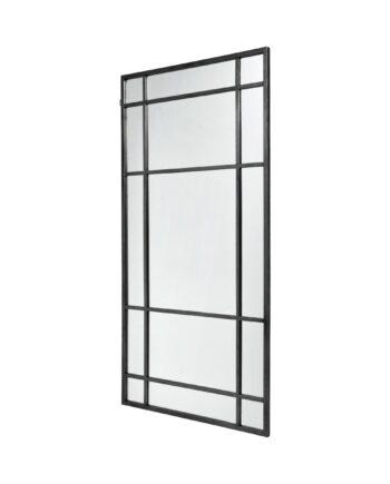 Spegel SPIRIT 204 cm svart ram, Nordal