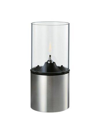 Stelton Oljelampa, klart lampglas