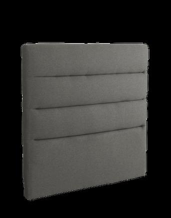 TRANEMO sänggavel 120 cm Grå
