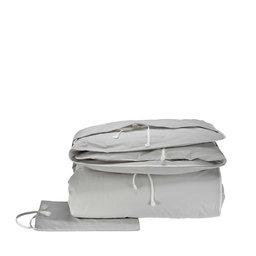 Duvet cover Solid Colour, 220x220 cm, Rustic Grey