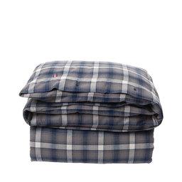 Påslakan Checked Flannel