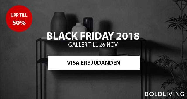 Boldliving Black Friday inredning