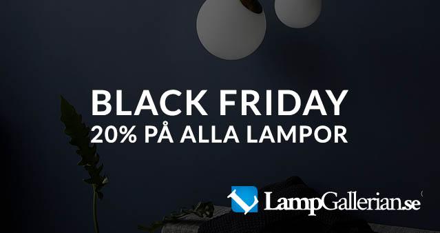 Lampgallerian Black Friday