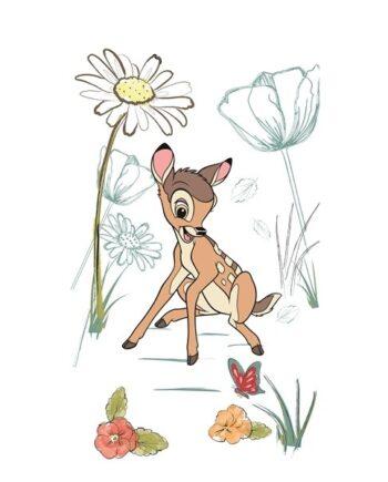 Disney - Bambi Handduk 70x140 cm