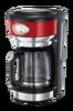 Kaffebryggare Retro Red
