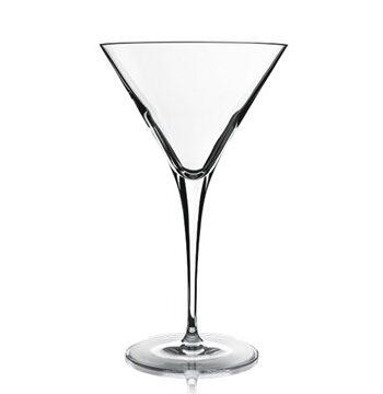 Luigi Bormioli Elegante Martiniglas/Cocktailglas 2 st.