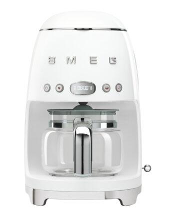 Retro Kaffebryggare Vit