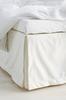 Sängkappa Daisy i sammet, höjd 45 cm
