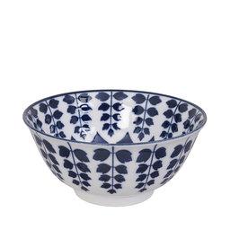 Skål Mixed, Ø14,8 cm, blå