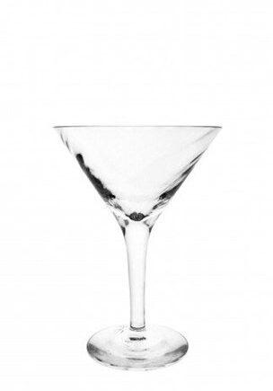 Skrufs Glasbruk Skruf Martiniglas