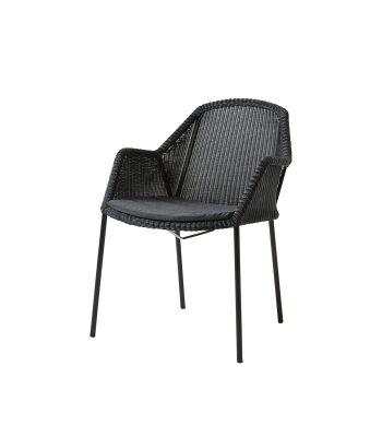 Breeze dyna till stol, svart
