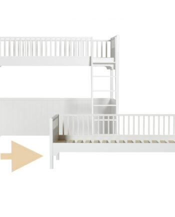 Ombyggnadsset Våningssäng/ Loftsäng till Dagbädd Seaside, Oliver Furniture