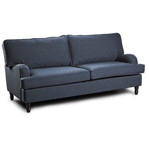 Howard Acosa 3-sits soffa - Blå