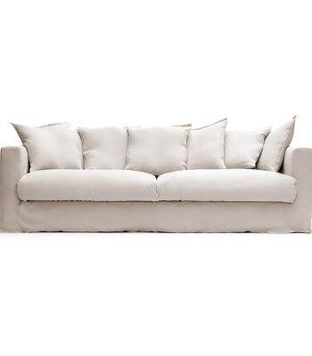 Le Grand Air 3-sitssoffa, beige