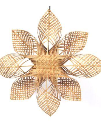 Anna julstjärna natur 68 cm