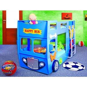 Buss Folke våningssäng - Valfri färg!
