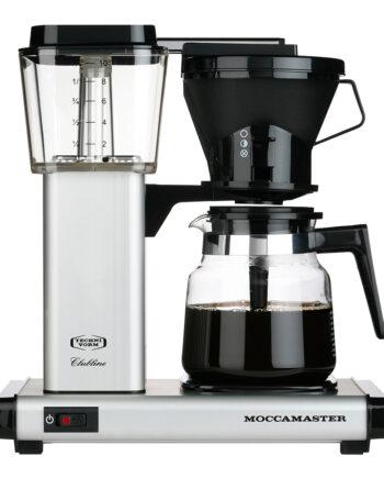 Kaffebryggare Matt silver HB951AO