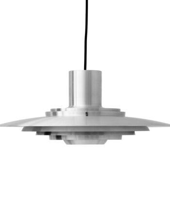 P376 taklampa KF1 Aluminium