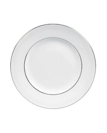 Vera Wang Blanc Sur Blanc tallrik Ø 20 cm