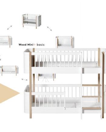 Ombyggnadsset Mini+ Basic till våningssäng