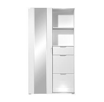 ENTRE Garderob 106 Vit, Garderober