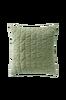 HERA kuddfodral 50x50 cm Ljusgrön